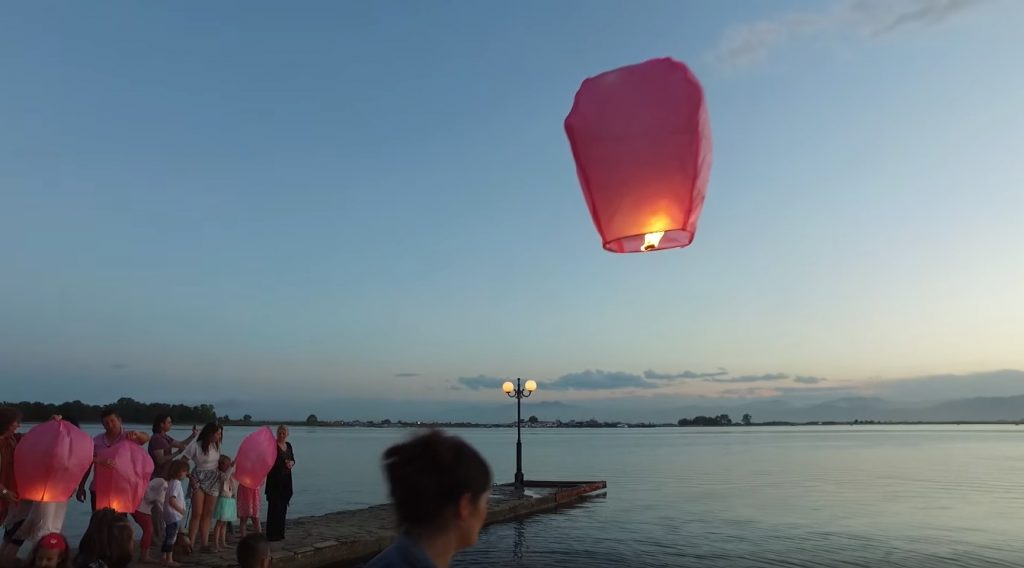 party-with-sky-lanterns